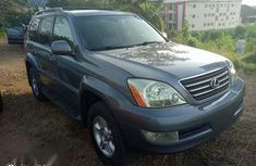 Lexus Gx470 2005 Gray for sale