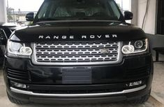 Land Rover Range Rover Vogue 2013 Black for sale