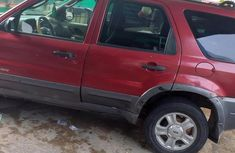 Ford Escape 2003 Red for sale