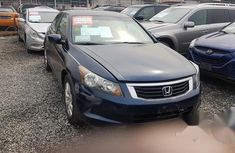 Honda Accord 2008 Blue for sale