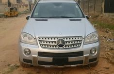 Authentic Benz ML350 fully loaded