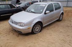 Neatly Used Volkswagen Golf 4