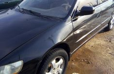 Nigerian Used Honda Accord 1999 Black for sale