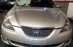 Toyota Solara 2004 Silver for sale