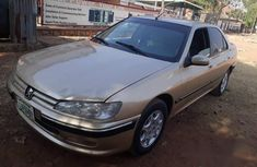 Very Clean Peugeot 406 1999 Gold for sale