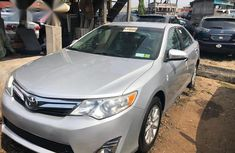 Toyota Camry 2013 Silver for sale