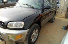Toyota RAV4 2000 Black for sale