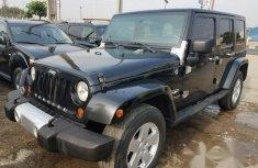 Wrangler Jeep 2008 Black for sale