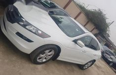 Honda Crosstour 2011 White for sale