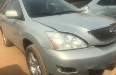 Neatly Used Lexus RX330 2007 Silver for sale