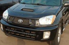 Toyota RAV4 2004 Black for sale