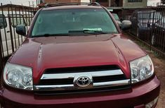 Toyota 4-Runner 2005 Red for sale