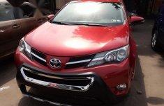 Toyota RAV4 2014 Red for sale
