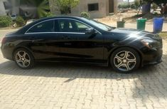 Mercedes-Benz CLA 250 2014 Black for sale