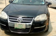 Volkswagen Jetta 2006 Black for sale