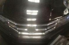 Super Neat Honda City 2012 Black for sale