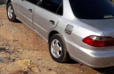 Honda Accord 2000 Silver for sale