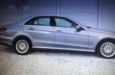 Mercedes-Benz E200 2016 Gray for sale