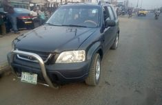 Honda CR-V 1998 Black for sale