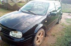 Volkswagen Golf 2004 Black For Sale