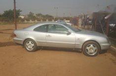 Mercedes Benz Clk 2003 Silver for sale