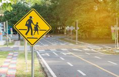 4 driving precautions around school areas