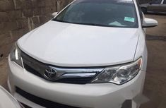 Toyota Camry 2014 White for sale