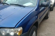 Ford Escape 2007 Blue for sale