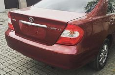 Toyota Camry XLE 2003 Red for sale