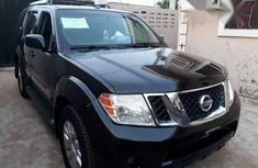 Nissan Pathfinder 2009 Black for sale
