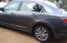 Honda Accord 2012 Gray for sale