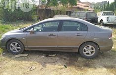 Honda Civic 2008 Gray for sale