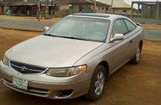 Toyota Solara 2003 Gold for sale