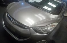 Hyundai Elantra 2013 Silver for sale