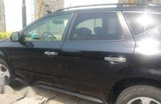 Nissan Murano 2005 Black for sale