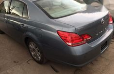 Toyota Avalon Limited 2007 Blue for sale