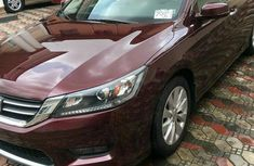 Honda Accord 2014 Brown for sale