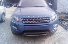 Land Rover Range Rover Evogue 2014 Blue for sale