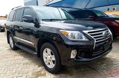 2014 Lexus LX 570 Black for sale