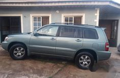 Toyota Highlander 2007 Gray for sale