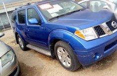 Nissan Pathfinder 2005 Blue for sale