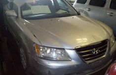 Hyundai Sonata 2010 Silver for sale