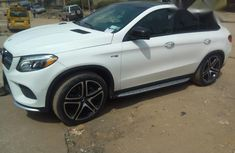 Tokunbo Mercedes Benz GLE43 2017 White for sale