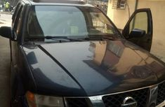 Nissan Pathfinder 2006 Blue for sale