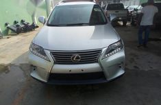 Lexus RX350 2012 Upgraded To 2015 Silver for sale