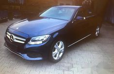 Mercedes Benz C250 2016 Blue for sale