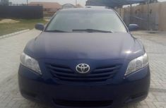 Tokunbo Toyota Camry 2007 Blue for sale