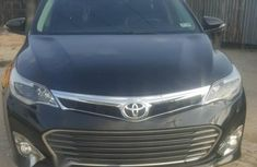 Toyota Avalon 2015 Black for sale