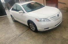 Toyota Camry Xle 2009 White for sale