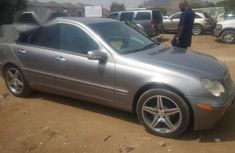 Mercedes Benz C240 2004 Gold for sale